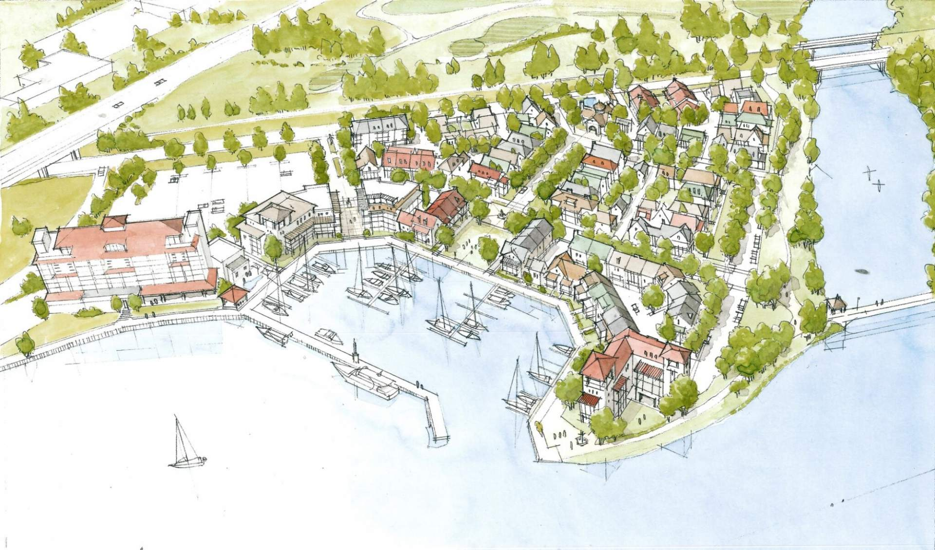 Harbor Village | Michigan | Paw Paw River | St  Joseph River